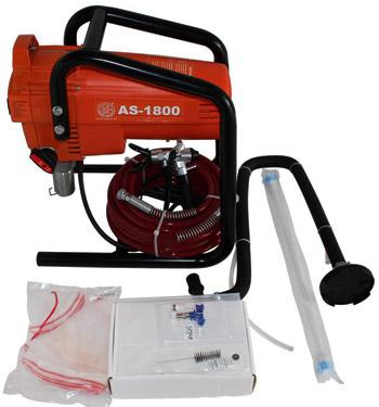 Комплект поставки ASPro-1800