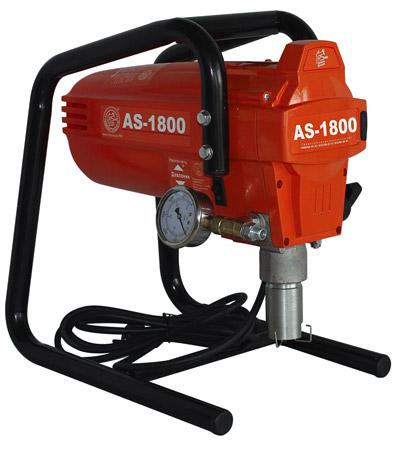 ASpro -1800® безвоздушный электрический окрасочный аппарат