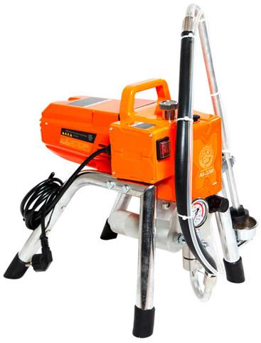 ASpro -2200® безвоздушный электрический окрасочный аппарат