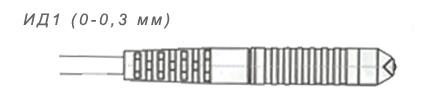 Константа ИД (0-0,3мм)