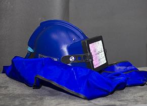 Шлем пескоструйщика Вектор