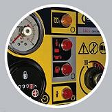 Передвижные винтовые компрессоры с дизельным приводом DACS