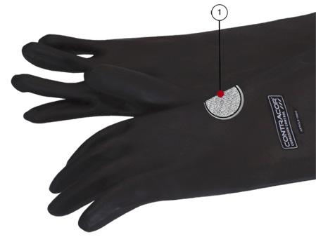 Защитные перчатки для абразивоструйных кабин серии RGS