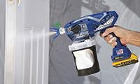 Портативный распылитель Ultra Cordless Graco - Smart Control