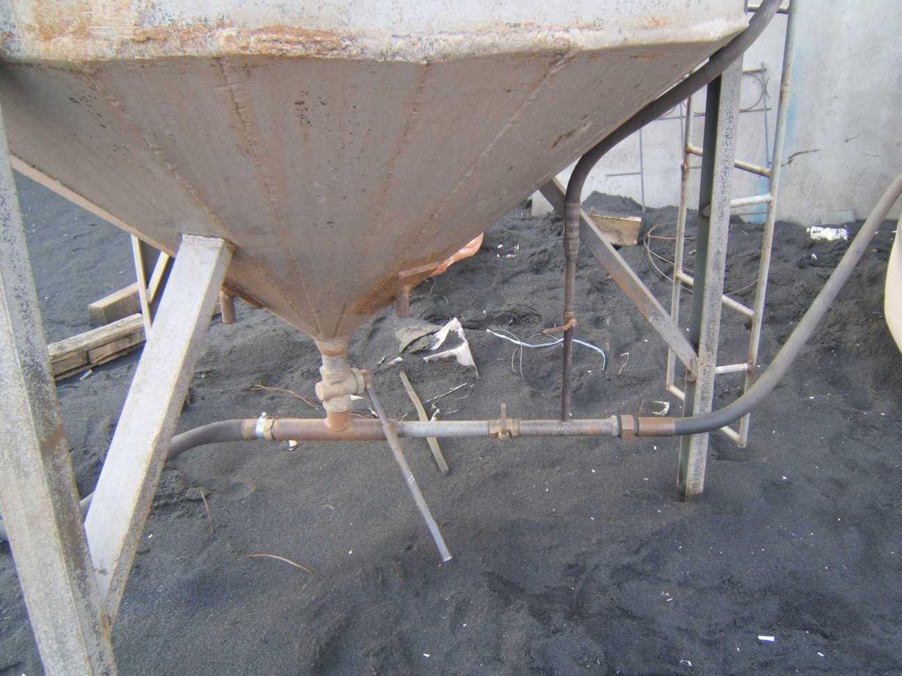 модернизация пескоструйного аппарата
