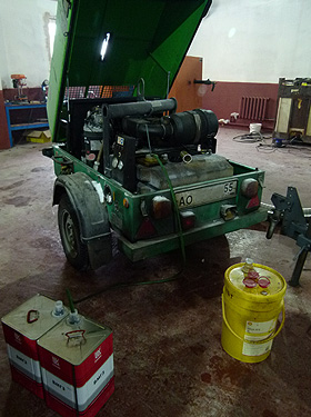 """Компания """"Анкор Омск"""" осуществляет дефектовку, сервисное обслуживание и ремонт компрессорного оборудования различных производителей"""