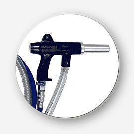 Инжекторный пистолет BLASTGUN