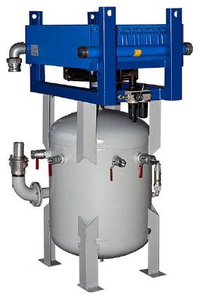 Охладитель сжатого воздуха RA-50