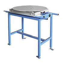 Выыдвижной поворотный стол для камер КСО