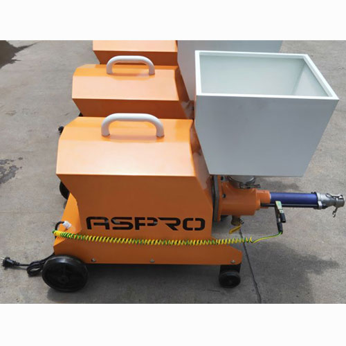 AsPro-N2 шпатлевочный агрегат